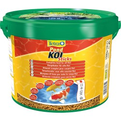 Tetrapond koi sticks 10 L